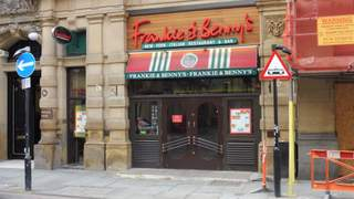 Primary Photo of Frankie & Benny's, 34 St. Ann Street, Manchester
