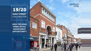 Primary Photo of Colchester - 19/20 High Street