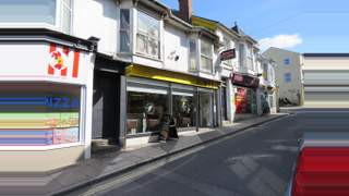 Primary Photo of Retail Unit At 38 1/2 Fore Street Redruth TR15 2AE