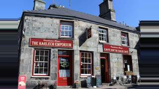 Primary Photo of Bwtri Bach and The Emporium, Harlech, LL46 2YA