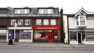 Primary Photo of Retail property, Catherine Street, St. Albans, Hertfordshire