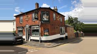 Primary Photo of Verulam Arms, 41 Lower Dagnall Street, St. Albans, Hertfordshire, AL3 4QE
