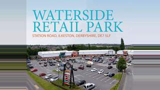 Primary Photo of Waterside Retail Park, Station Road, Ilkeston, Derbyshire