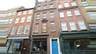 Primary Photo of At 57 Greek Street, Soho, W1D 3DX
