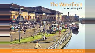 Primary Photo of Merry Hill - Unit 11-13, The Waterfront at Intu Merry Hill, DY5 1XE