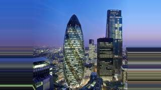 Primary Photo of The Gherkin, 30 St Mary Axe, London, EC3A 8ET