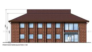 Primary Photo of Proposed Office Development, Crusader Road, Tritton Road, Lincoln, LN6