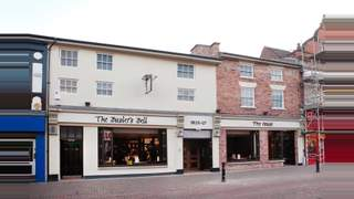 Primary Photo of Butler's Bell, Gaolgate Street, Stafford, ST16 2NT