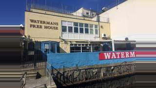 Primary Photo of Watermans, 28A Market Street, Falmouth TR11 3AT