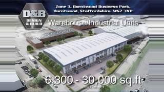 Primary Photo of Burntwood Business Park, Chasewater Industrial Estate, Burntwood WS7 3XP