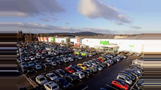 Primary Photo of St James Retail Park, Dumbarton G82 1BA