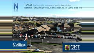 Primary Photo of Northside Shopping Centre Glengalliagh Road, Londonderry, BT48 8NN