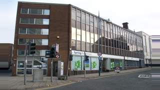 Primary Photo of Ground Floor Suite 2 46-58 Pall Mall Hanley Stoke on Trent Staffs