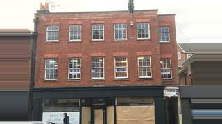 Primary Photo of HADLEIGH HOUSE, 232 High Street, Guildford - 1st Floor Rear Office Suite - RENT REDUCED