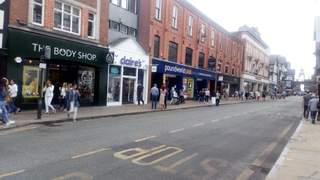 Primary Photo of Chester - 32 - 38 Foregate Street, CH1 1HA