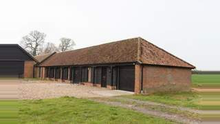 Primary Photo of Units F & G, Willingham Hall Barns, Willingham St Mary, Beccles, Suffolk, NR34 7TS